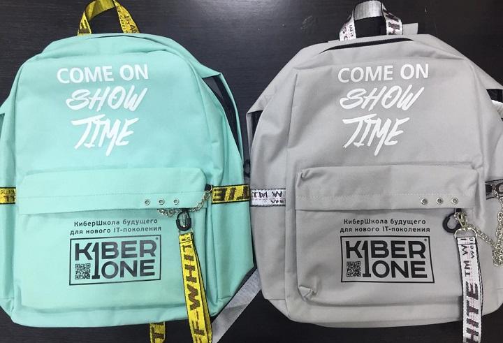 Промо сумки с нанесением логотипа