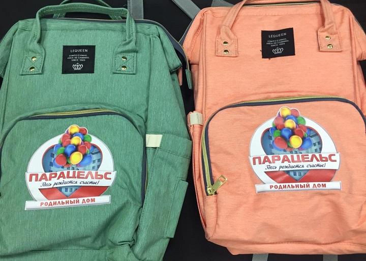 Изготовление сумок с логотипом