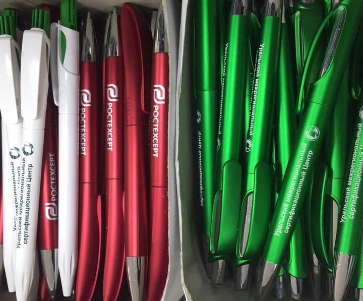 Ручки с логотипом и доставкой