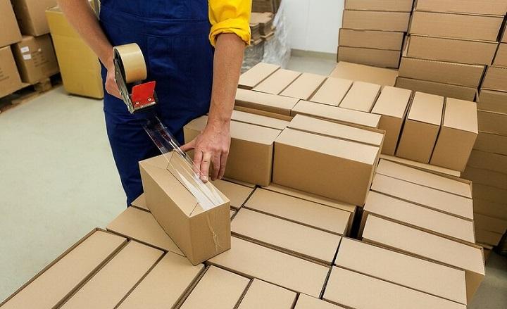 Бережная упаковка груза для доставки срочно