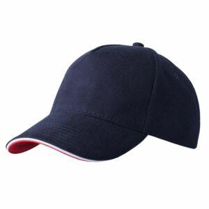Бейсболка LONGCHAMP, темно-синяя
