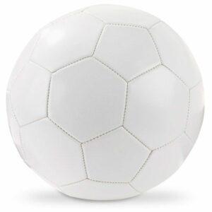 Мяч футбольный Hat-trick, белый
