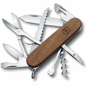 Нож перочинный Huntsman Wood 91