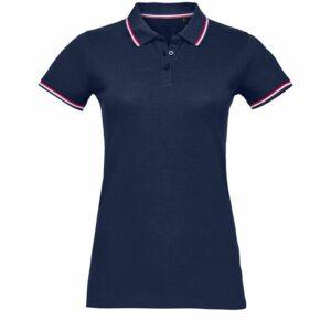 Рубашка поло женская Prestige Women, темно-синяя