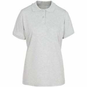 Рубашка поло женская Virma Stretch Lady, серый меланж