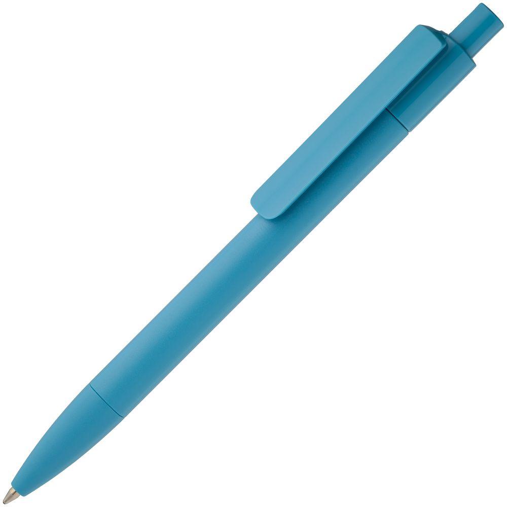 Ручка шариковая Prodir DS4 PMM-P, голубая
