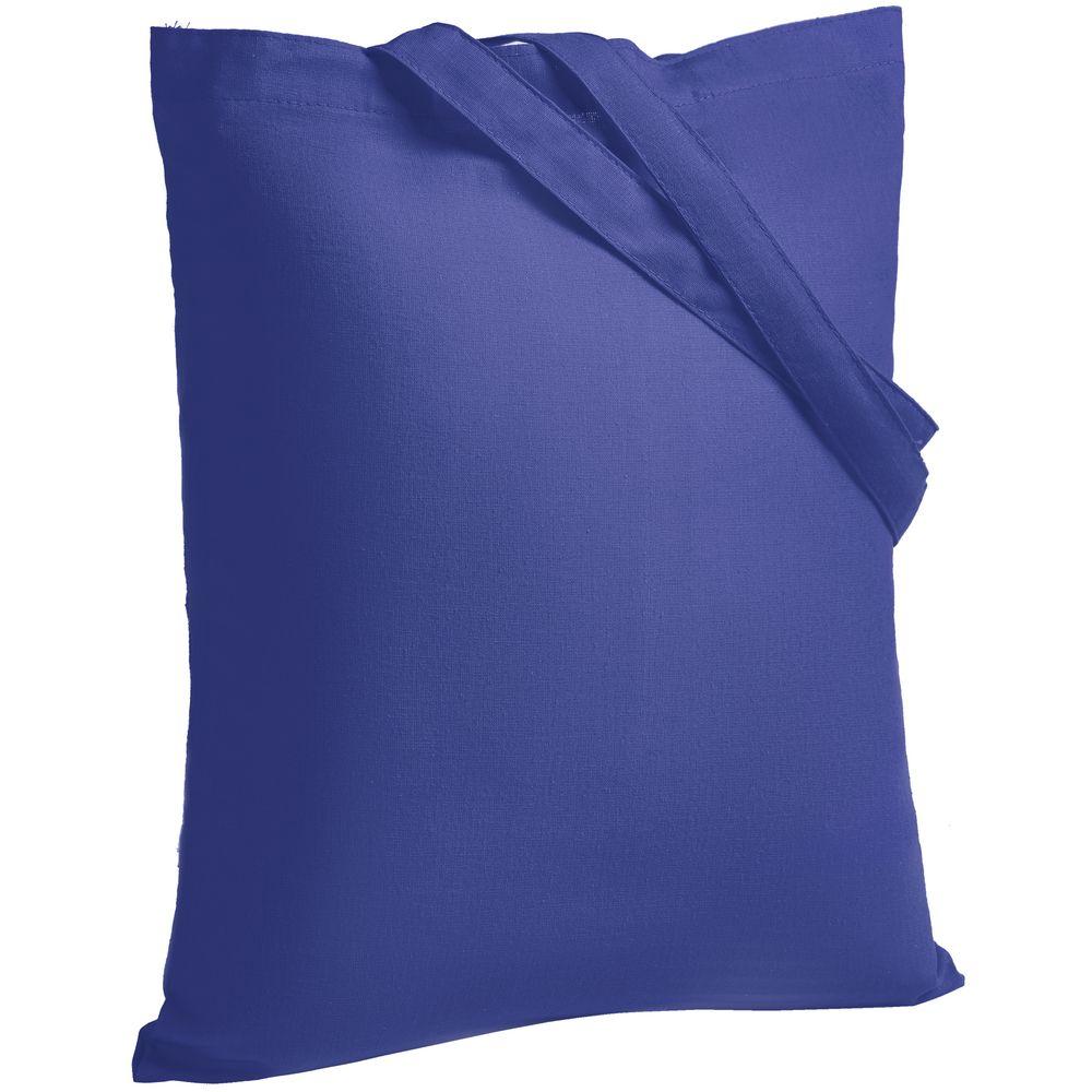 Холщовая сумка Neat 140, синяя