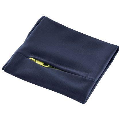 Напульсник с карманом Defence, синий