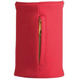 Напульсник с карманом Defence, красный