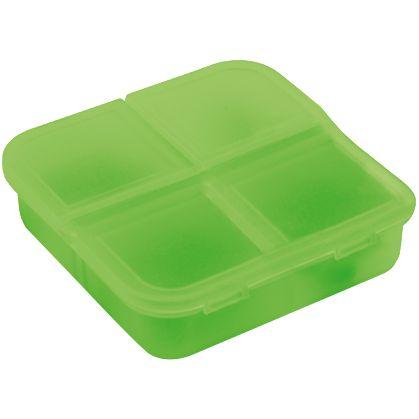 Таблетница Gesund, зеленая