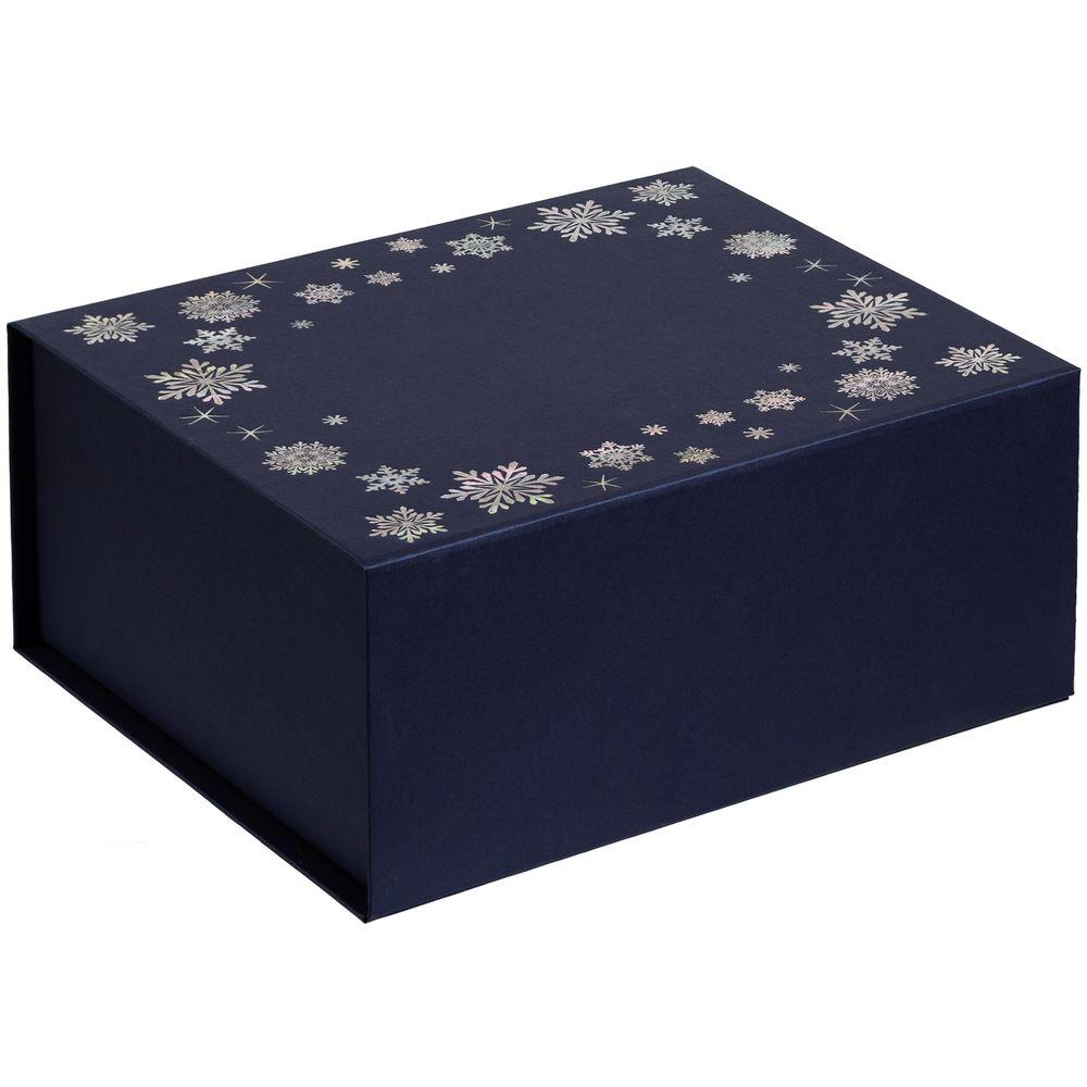 Коробка North Stars, M, синяя