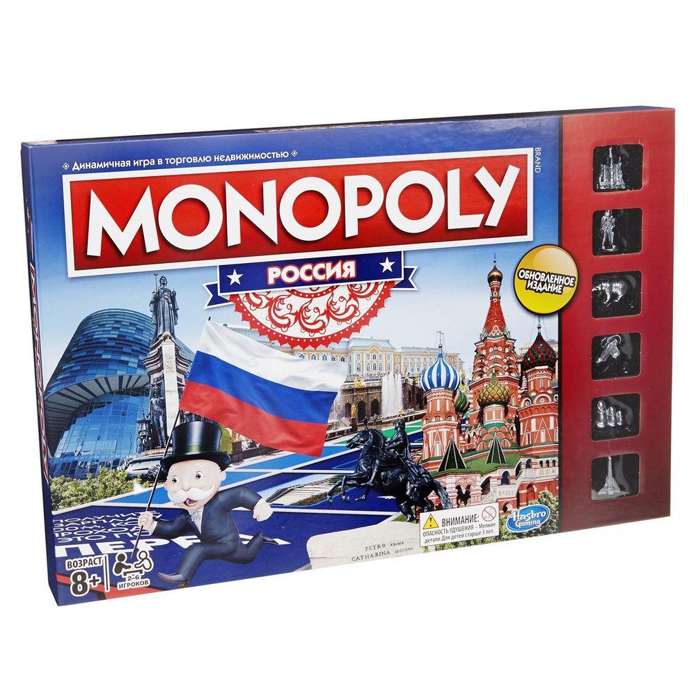 Игра настольная «Монополия. Россия»