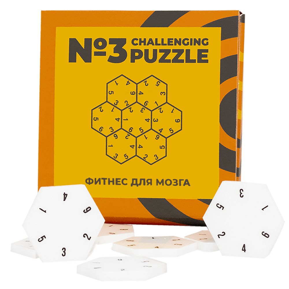 Головоломка Challenging Puzzle Acrylic, модель 3