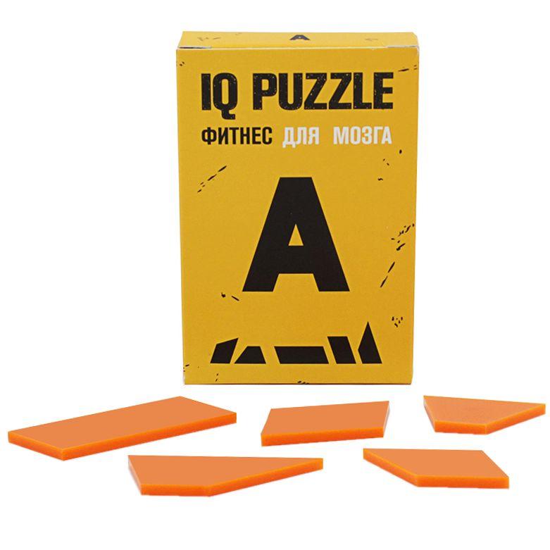 Головоломка IQ Puzzle Letter А