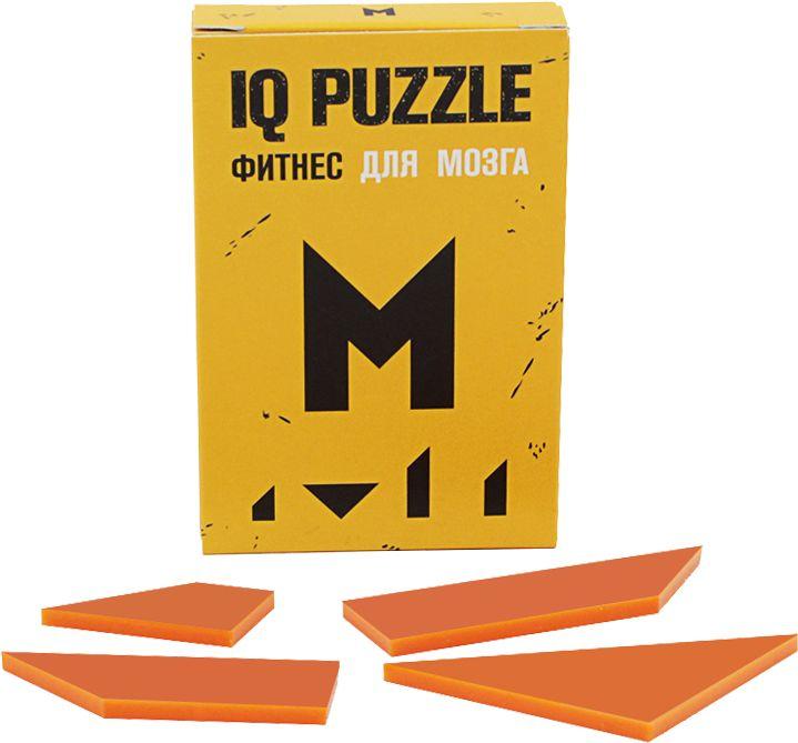 Головоломка IQ Puzzle Letter М