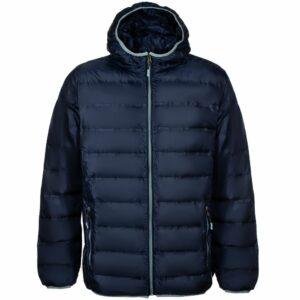 Куртка пуховая мужская Tarner Comfort, темно-синяя
