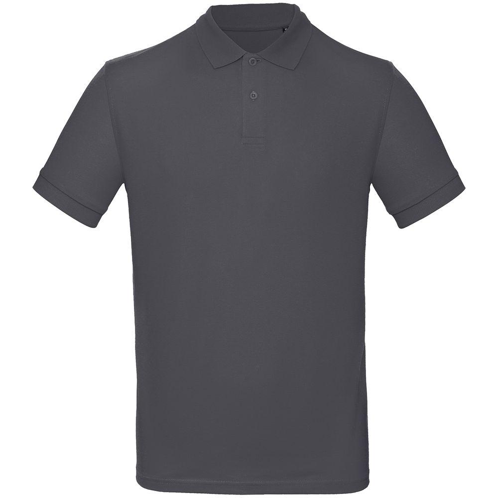 Рубашка поло мужская Inspire, темно-серая
