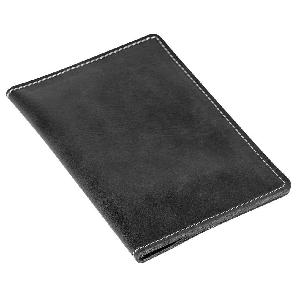 Бумажник водителя Apache, черный