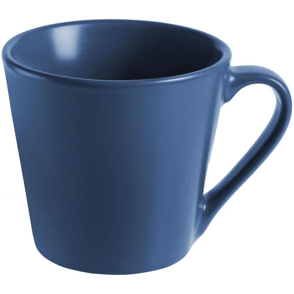 Кружка Modern Bell, матовая, синяя