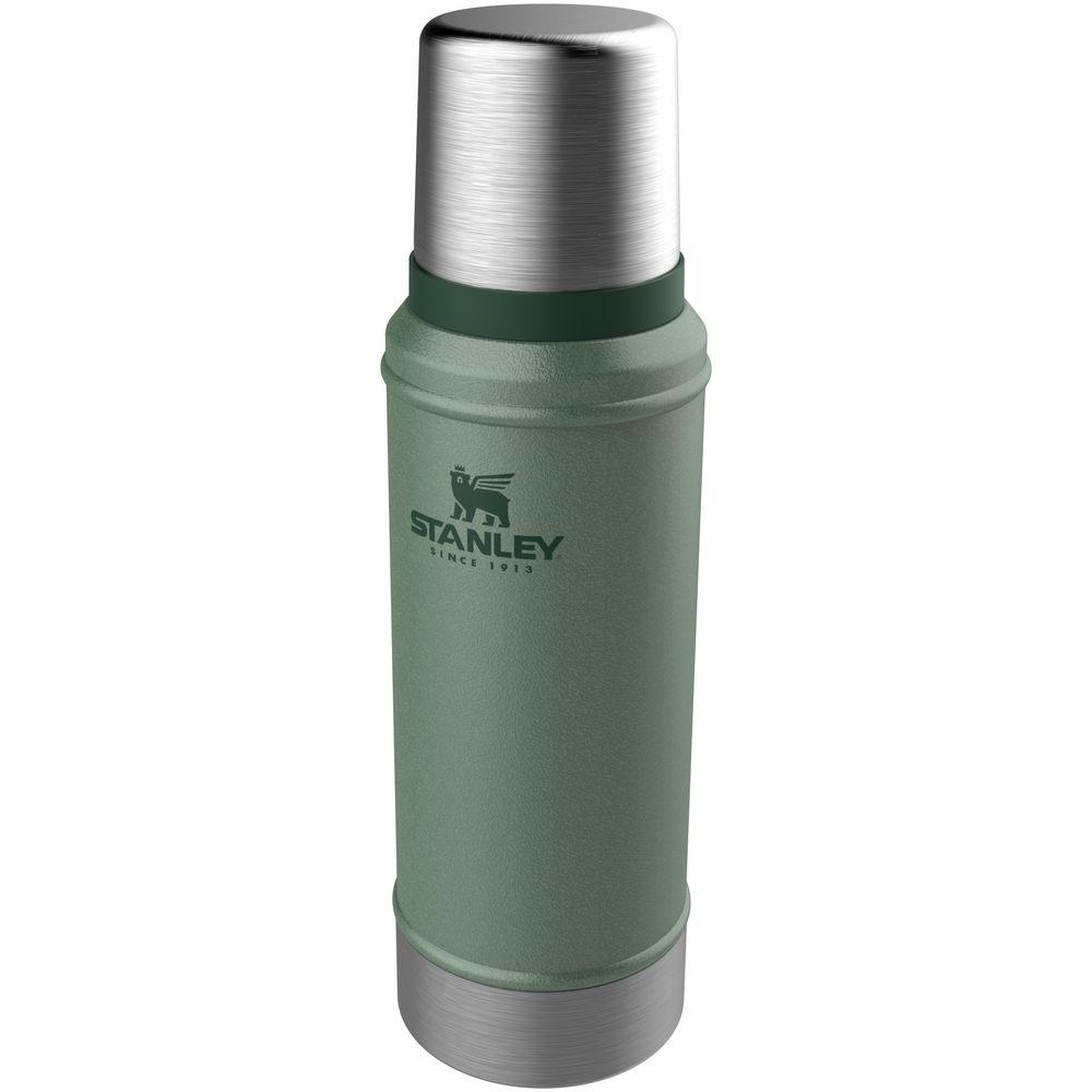 Термос Stanley Classic 750, темно-зеленый