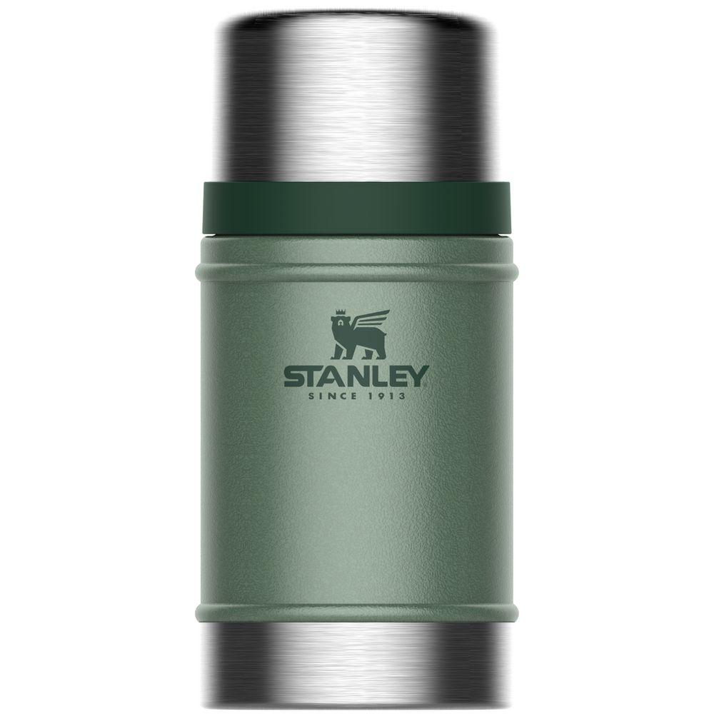 Термос для еды Stanley Classic 700, темно-зеленый