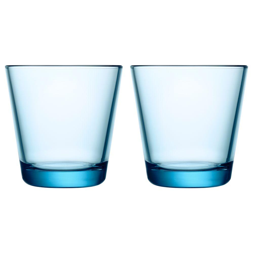 Набор малых стаканов Kartio, голубой