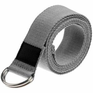 Ремень для йоги Loka, серый