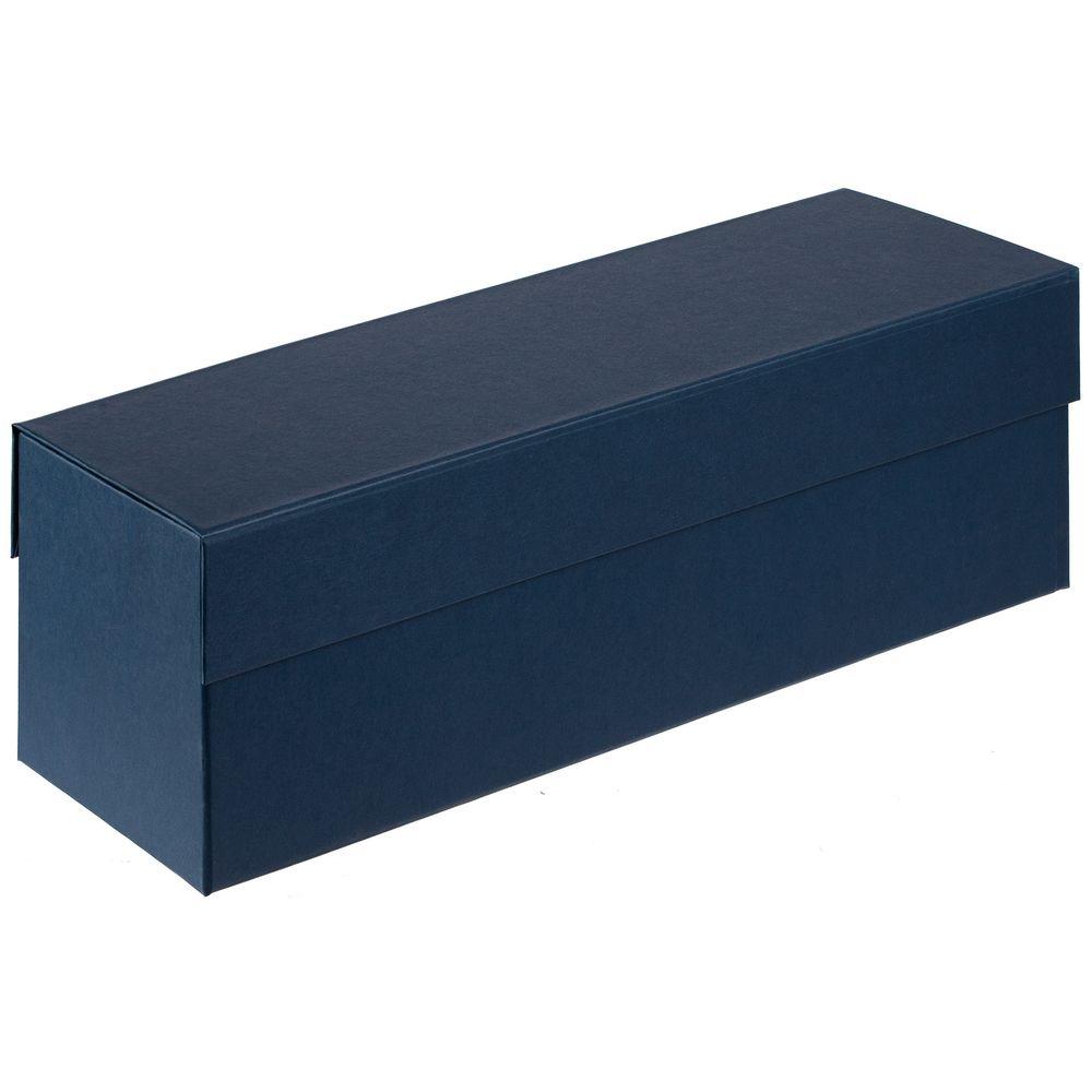 Коробка под бутылку Color Jacket, синяя