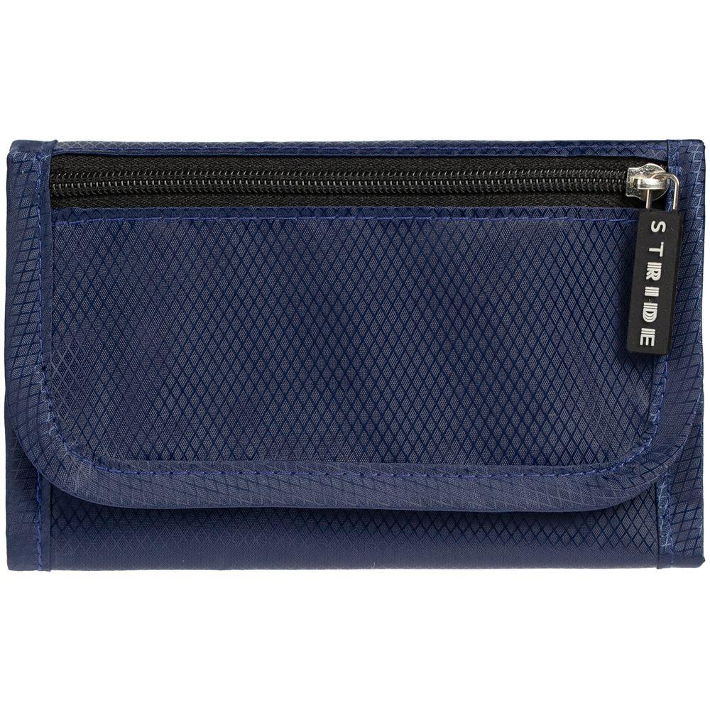 Кошелек Torren с RFID-защитой, синий