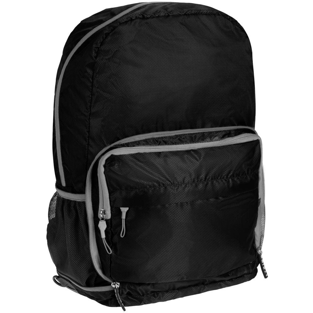 Складной рюкзак Torren, черный
