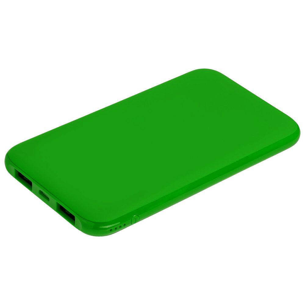 Внешний аккумулятор Uniscend Half Day Compact 5000 мAч, ярко-зеленый