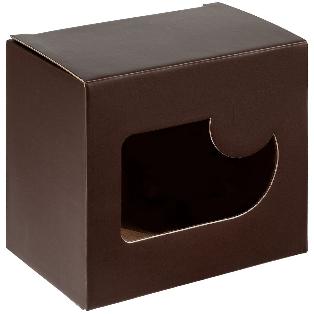 Коробка Gifthouse, коричневая