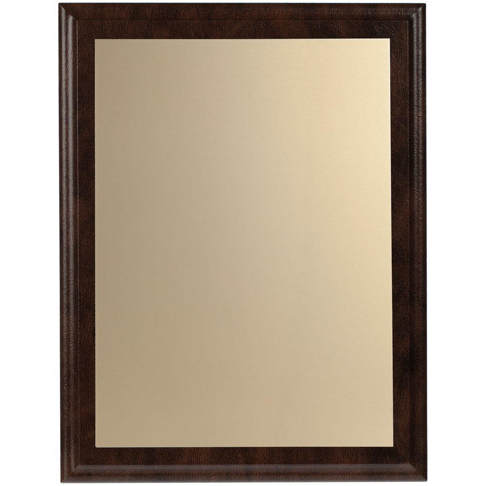 Плакетка Sleatherin Gold