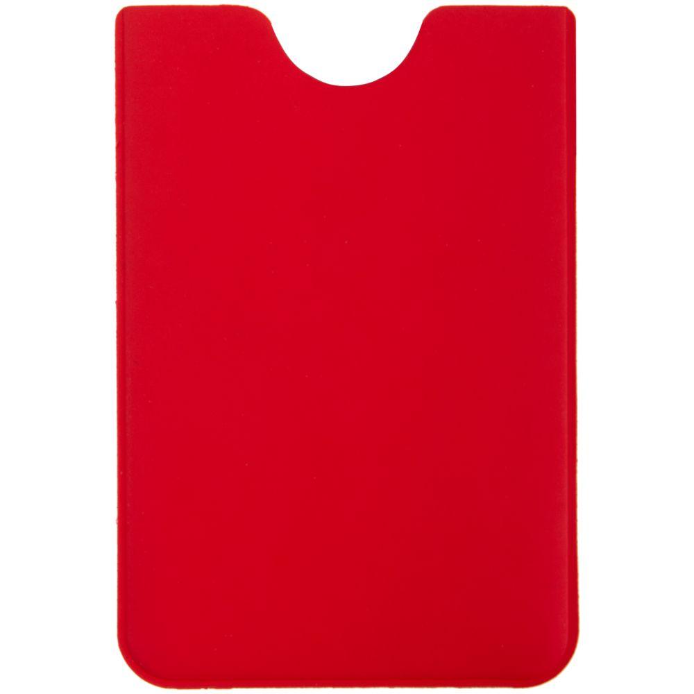 Чехол для карточки Dorset, красный