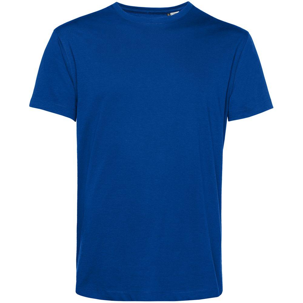 Футболка унисекс E150 Organic, ярко-синяя