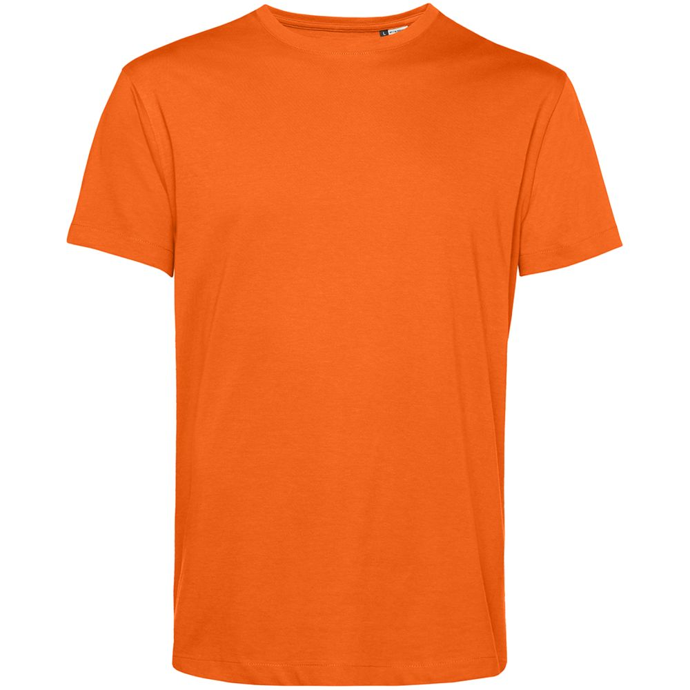 Футболка унисекс E150 Organic, оранжевая
