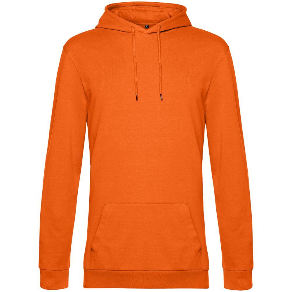 Толстовка с капюшоном унисекс Hoodie, оранжевая
