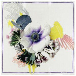 Платок Madeleine Silk, белый