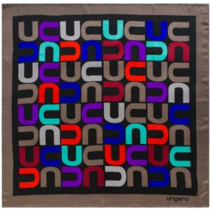 Платок Monogramma Silk