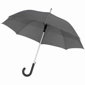 Зонт-трость Alu AC, серый