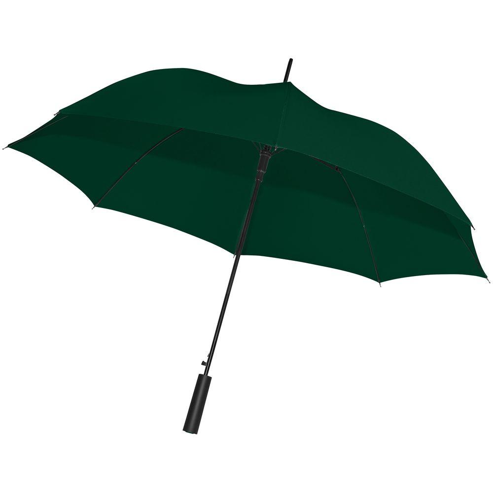 Зонт-трость Dublin, зеленый