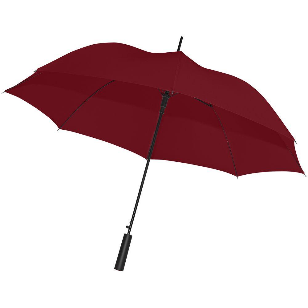 Зонт-трость Dublin, бордовый