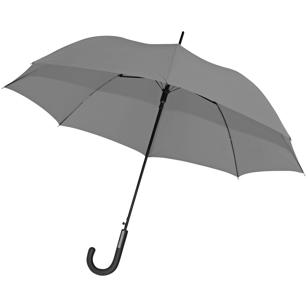Зонт-трость Glasgow, серый