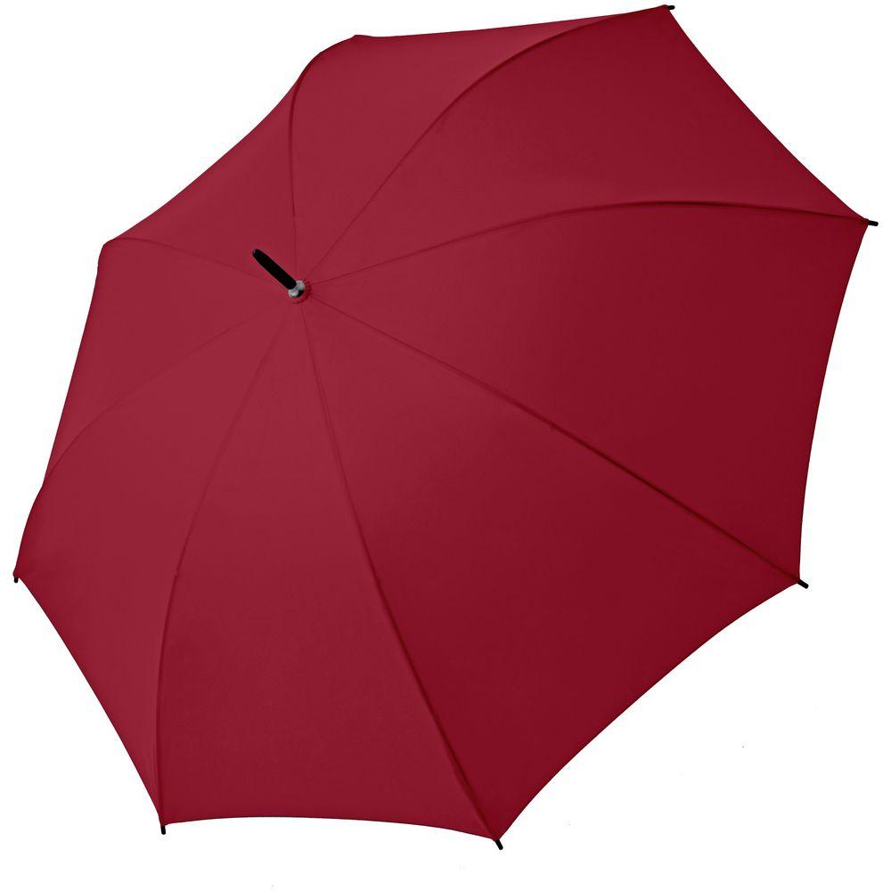 Зонт-трость Hit Golf AC, бордовый
