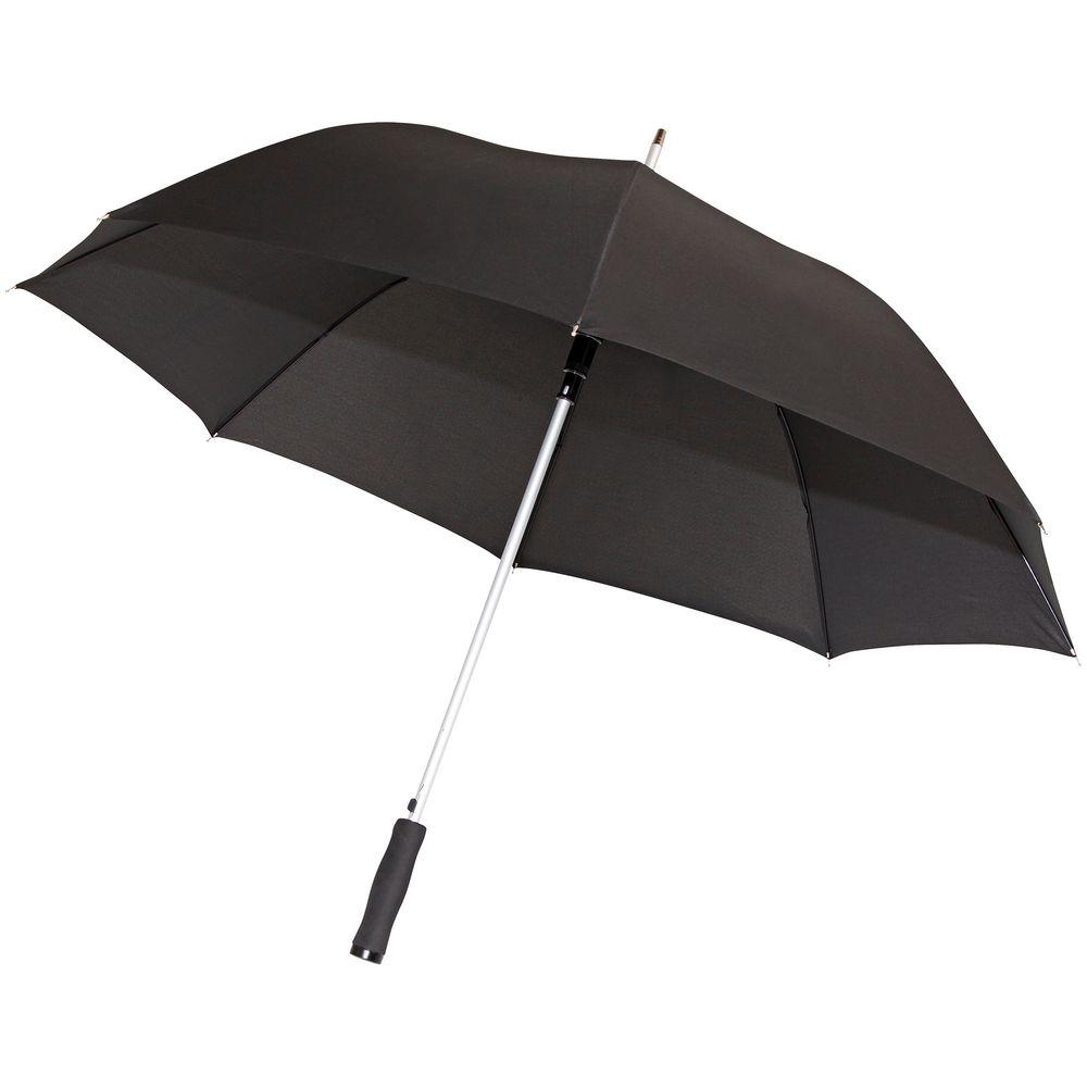Зонт-трость Alu Golf AC, черный