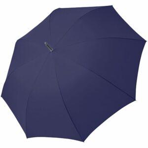 Зонт-трость Fiber Flex, темно-синий