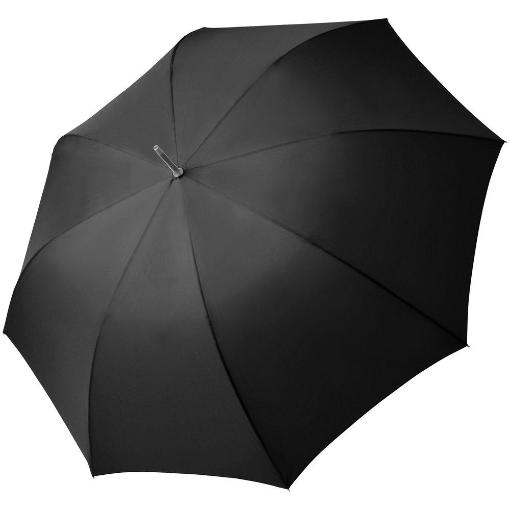 Зонт-трость Fiber Flex, черный