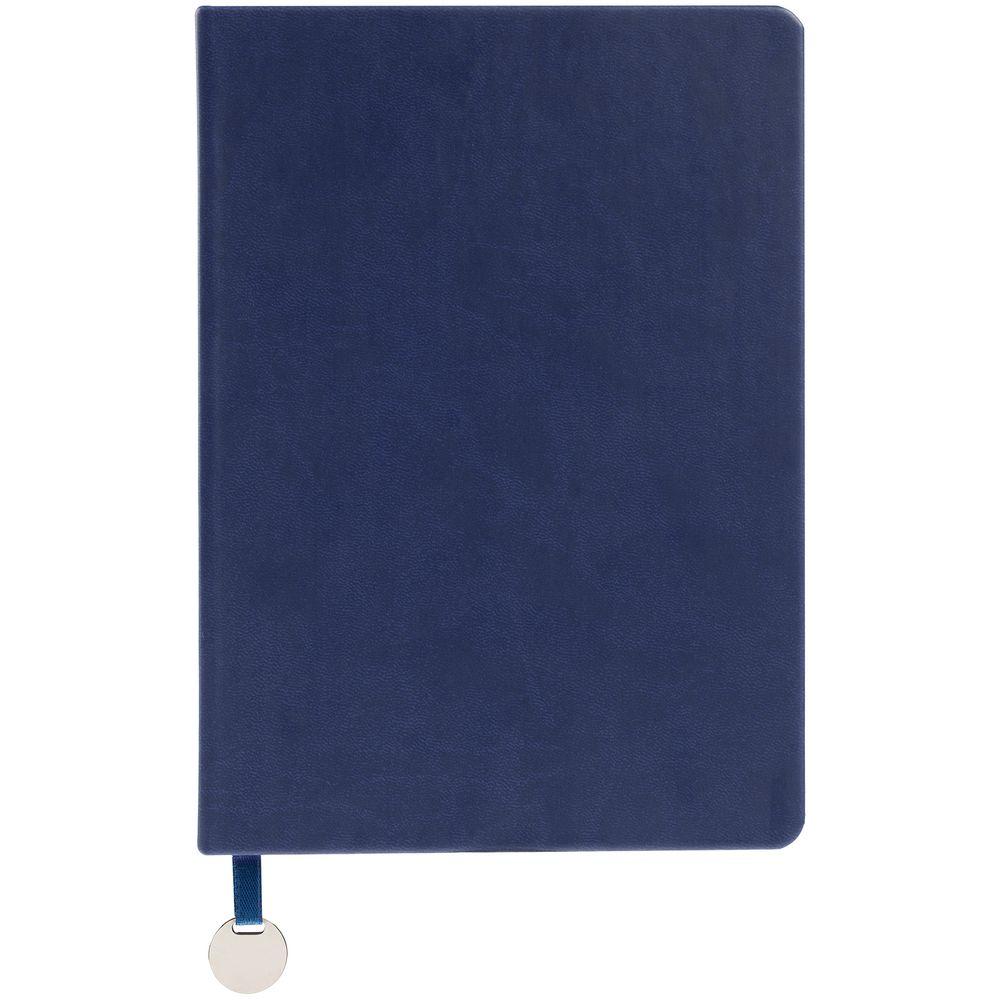 Ежедневник Exact, недатированный, темно-синий