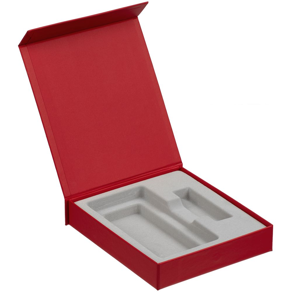 Коробка Rapture для аккумулятора 10000 мАч и флешки, красная