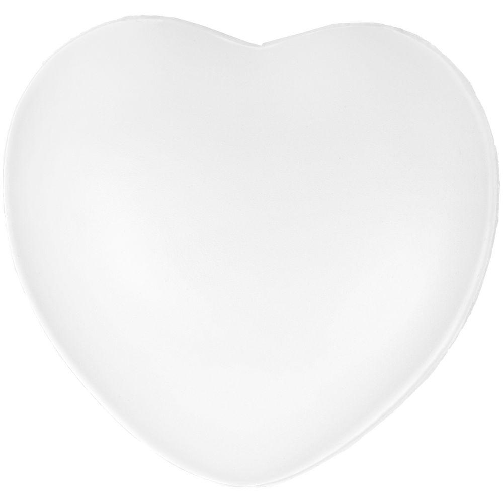 Антистресс «Сердце», белый